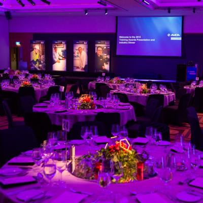 Display event - Annual Gala Dinner