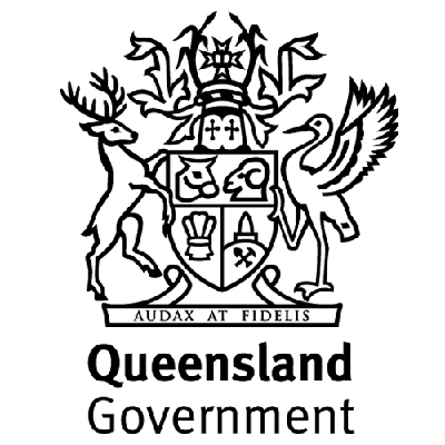 QLD Government logo