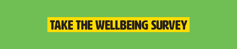 Take the wellbeing survey